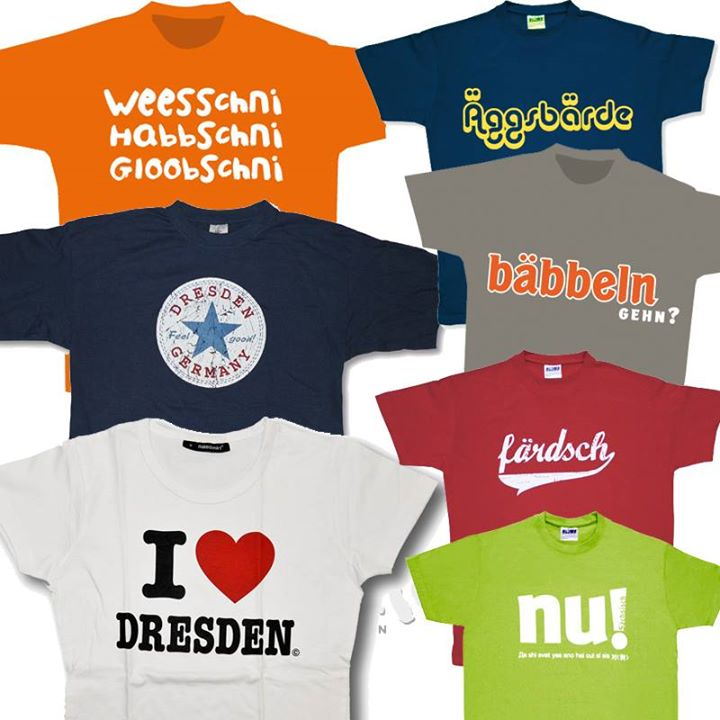 T-Shirt SALE bei Dresdner Art
